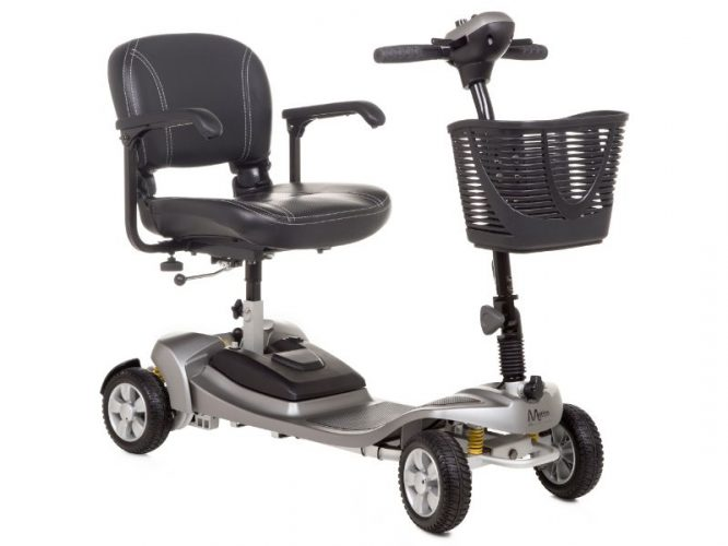 Boot Mobility Scooter