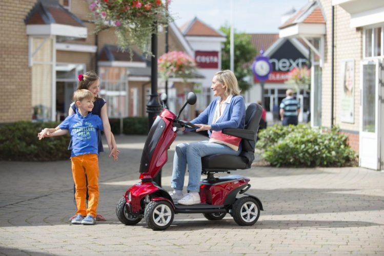 Mobility Scooter Summer