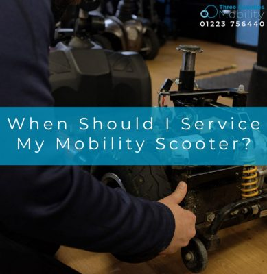 Mobility Scooter Servicing Thumbnail